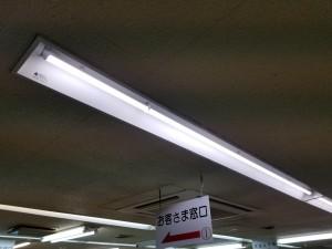 LED施工後
